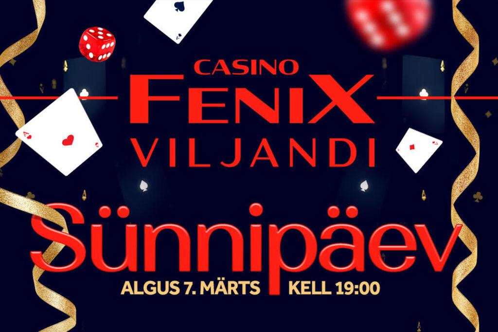 Fenix Viljandi sünnipäev