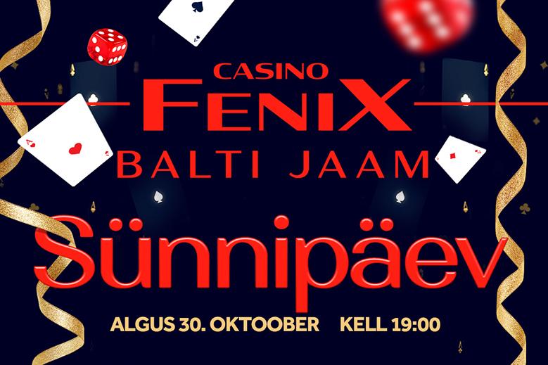 Fenix Balti jaama sünnipäev