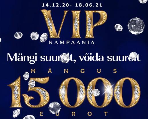 VIP kampaania